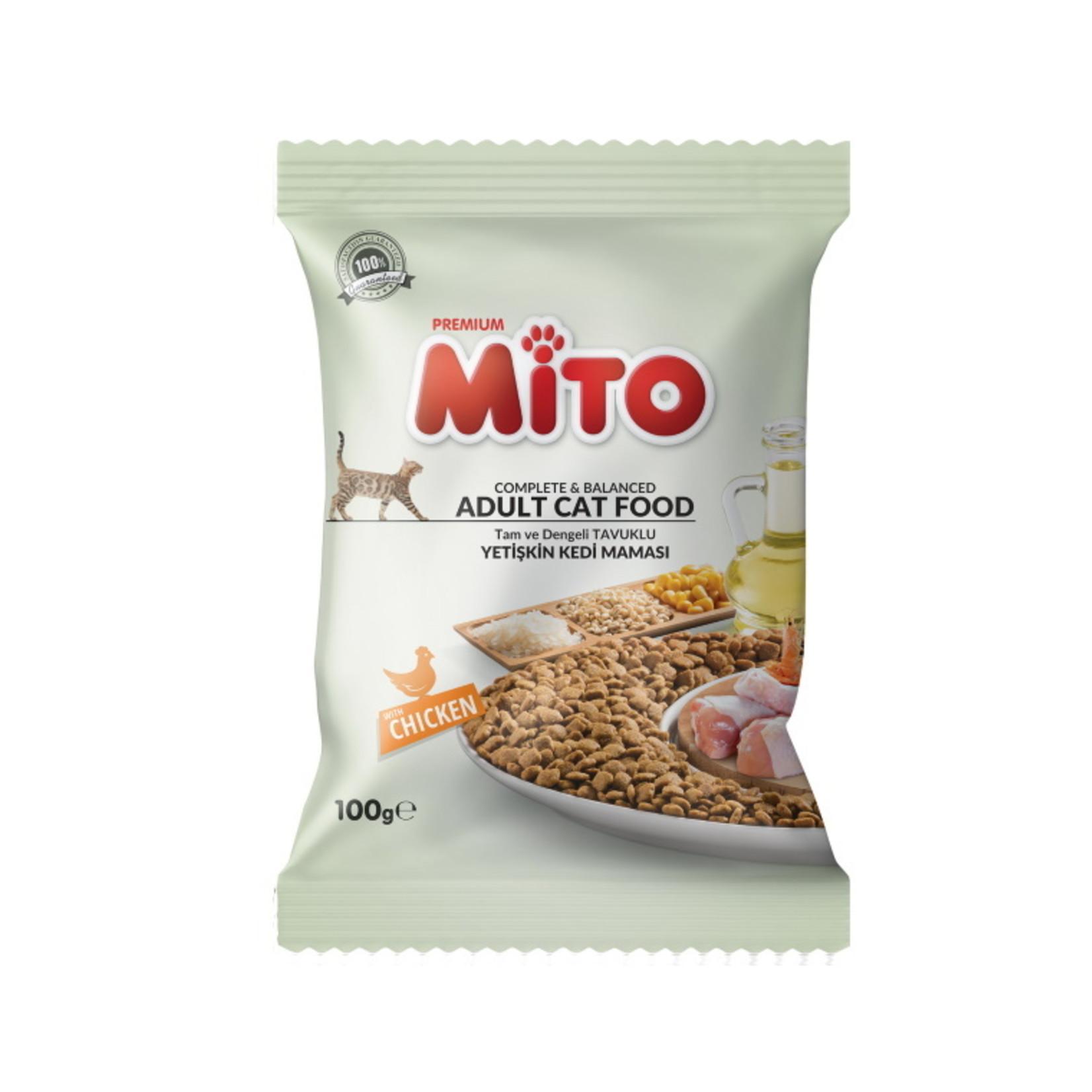 Mito Sample 100 GR   Mito Economic Cat