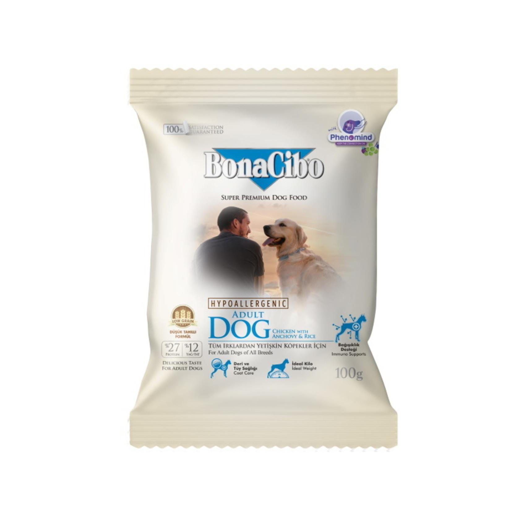 Bonacibo Sample 100 GR  Bonacibo Adult Dog