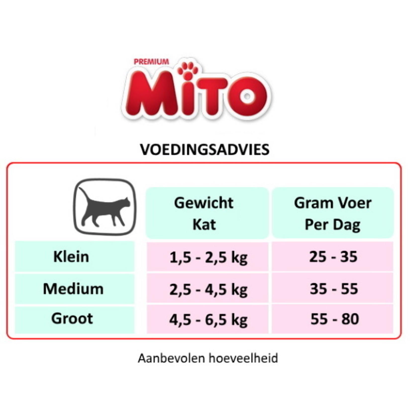 Mito Mito Economic Cat | Kattenvoer