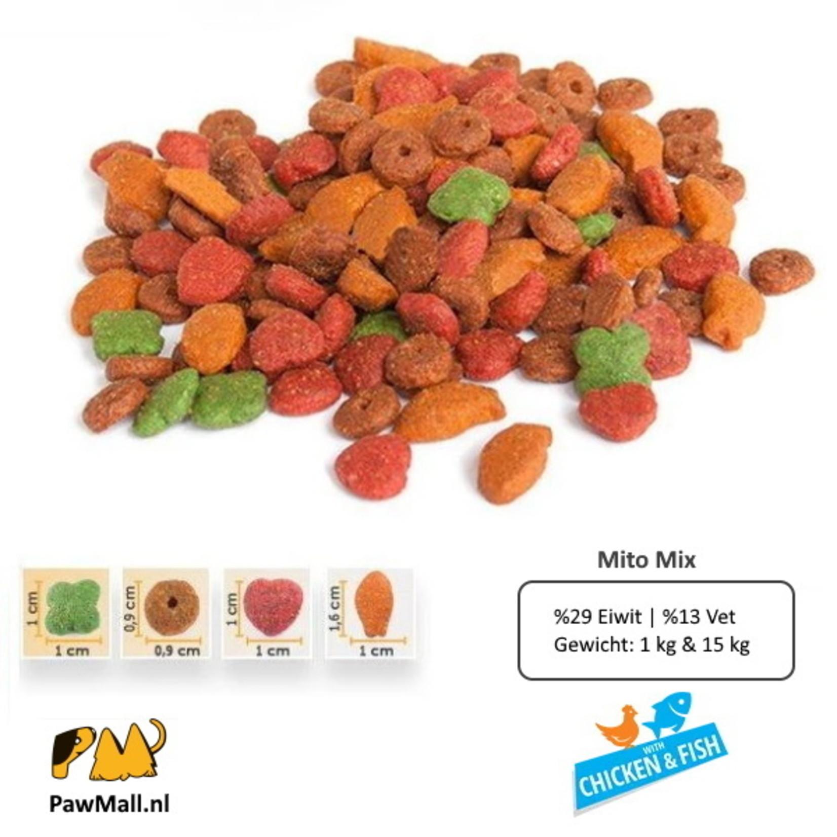 Mito Mito Mix Kip &Vis | Premium Economic Kattenvoer