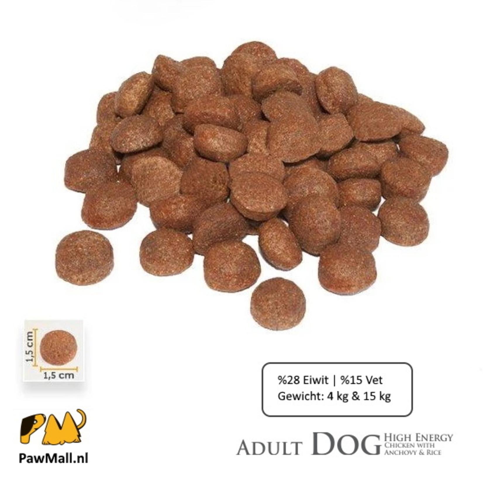 Bonacibo Bonacibo Dog High Energy | Hypoallergeen Premium Hondenvoer