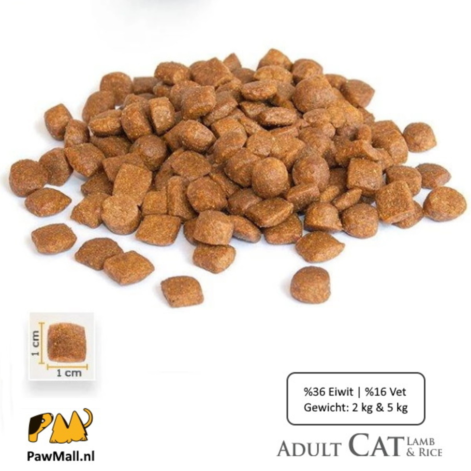 Bonacibo Bonacibo Cat Lam & Rijst   Kattenvoer