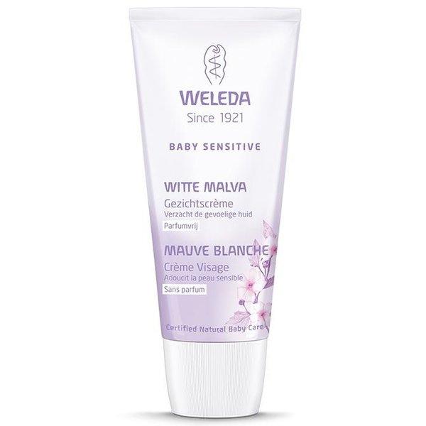 Weleda Weleda - Baby Sensitive Witte Malva Gezichtscrème - 50ml