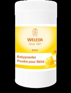 Weleda Weleda - Baby poeder - 20gr