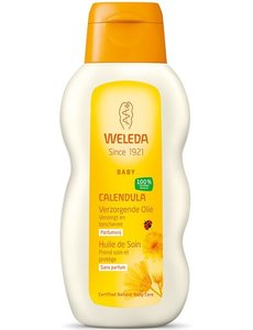 Weleda Weleda - Calendula Verzorgende Babyolie - 200ml