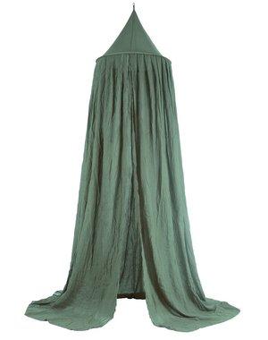 Jollein Jollein - Klamboe vintage 245cm - Ash green