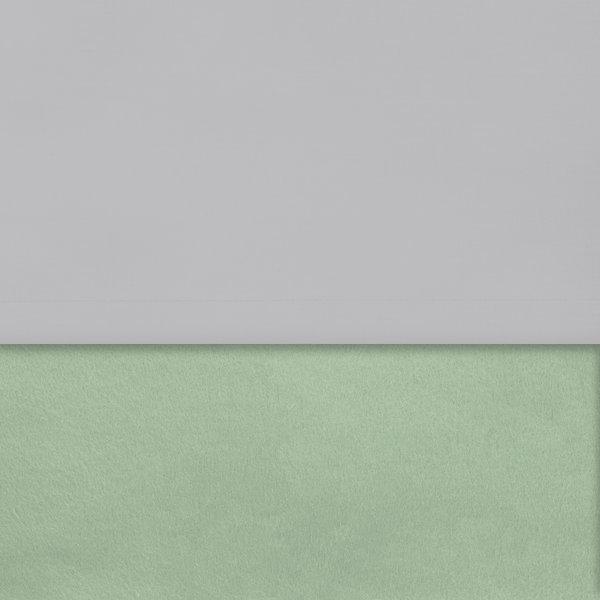Jollein Jollein - Laken 75x100cm - soft grey