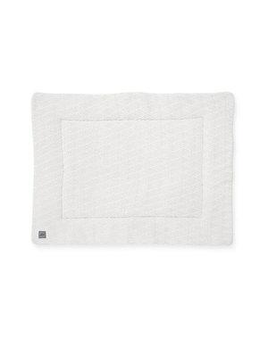 Jollein Jollein - Boxkleed 80x100cm - River knit cream white