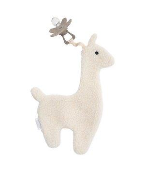 Jollein Jollein - Speendoekje Lama - Off-white