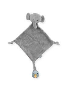 Jollein Jollein - Knuffeldoekje Elephant - Storm grey