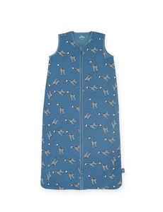 Jollein Jollein - Slaapzak zomer 70cm Giraffe - Jeans blue