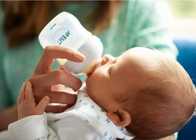 Fles & Borstvoeding