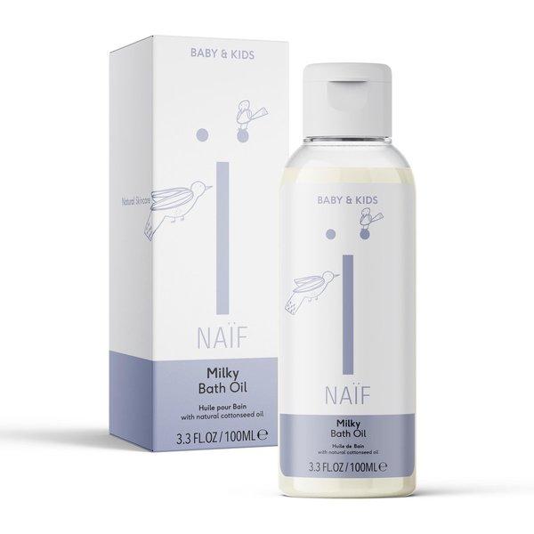 Naïf Naïf - Milky Badolie voor Baby & Kids - 100ml