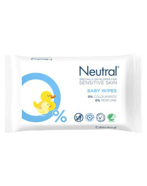 Neutral Neutral - Baby Billendoekjes - 63 stuks