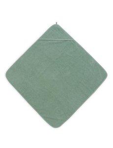 Jollein Jollein - Badcape Badstof 75x75cm - Ash Green