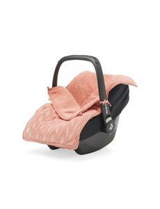 Jollein Jollein - Voetenzak Voor Autostoel & Kinderwagen - Spring Knit Rosewood