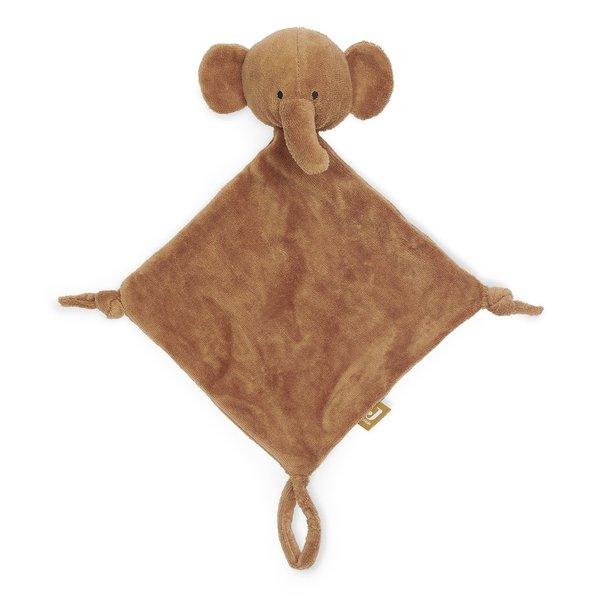 Jollein Jollein - Knuffeldoekje Elephant - Caramel
