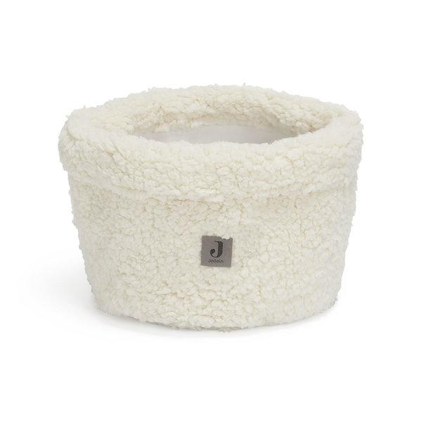 Jollein Jollein - Commodemandje - Teddy Cream White