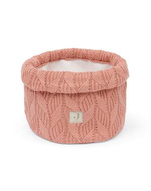 Jollein Jollein - Commodemandje - Spring knit Rosewood