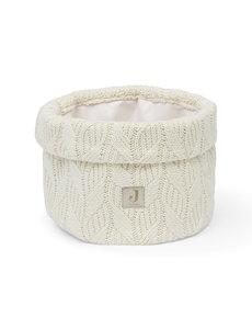 Jollein Jollein - Commodemandje - Spring Knit Ivory