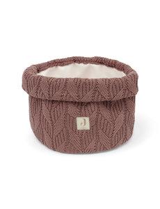 Jollein Jollein - Commodemandje - Spring Knit Chestnut