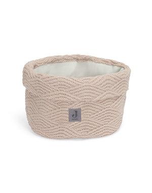 Jollein Jollein - Commodemandje - River Knit Pale Pink