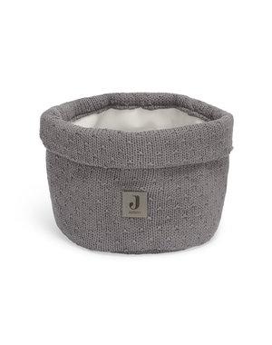 Jollein Jollein - Commodemandje - Bliss Knit Storm Grey