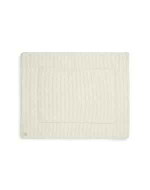 Jollein Jollein - Boxkleed 80x100cm - Spring Knit Ivory