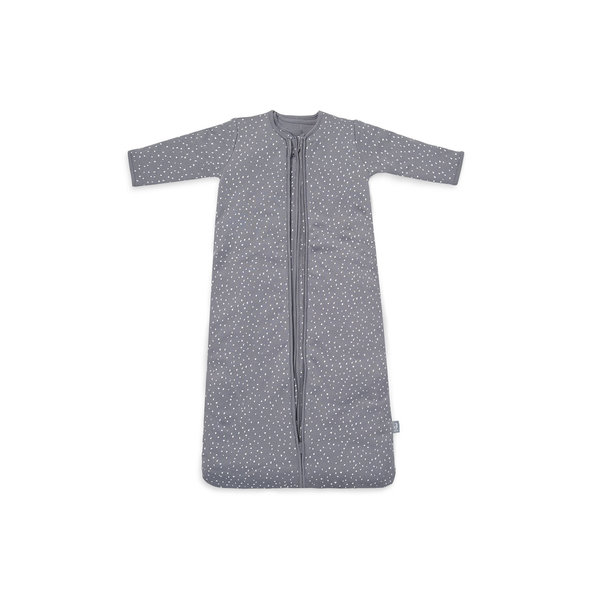 Jollein Jollein - Babyslaapzak 4 Seizoenen 70cm - Spickle Grey