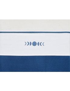 Jollein Laken Wieg 75x100cm - Moonlight