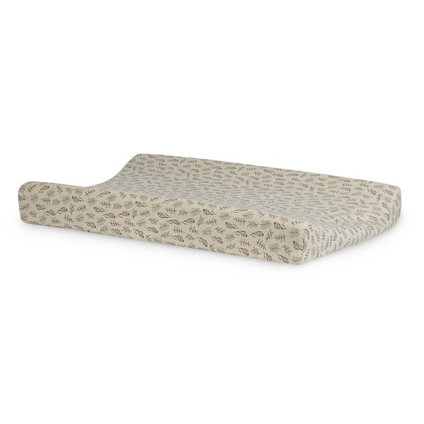 Jollein Jollein - Aankleedkussenhoes Jersey 50x70cm - Meadow Chestnut
