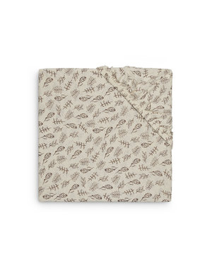 Jollein Jollein - Hoeslaken Boxmatras Jersey 75x95cm - Meadow Chestnut