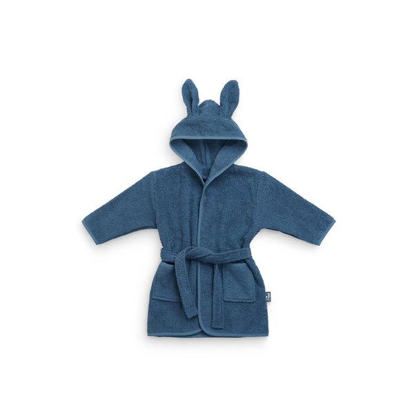 Jollein Jollein - Baby Badjas 1-2jr - Jeans Blue