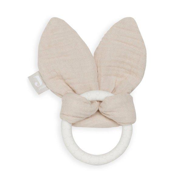 Jollein Jollein - Bijtring Bunny Ears - Nougat