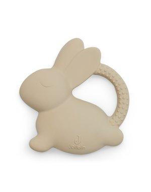 Jollein Jollein - Bijtring Bunny - Nougat