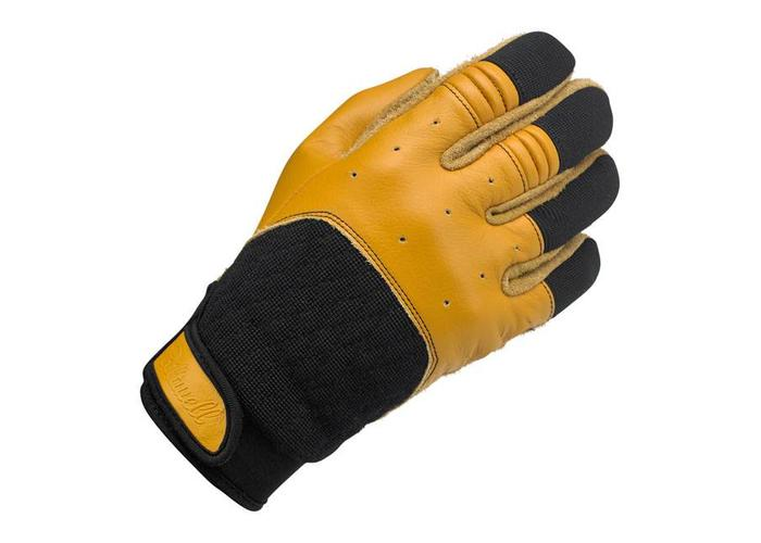 Biltwell Bantam Gloves Tan / Black