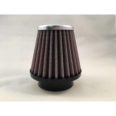 DNA 44MM Conische Filter Aluminium Top XVR-4400