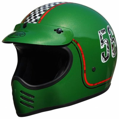 Premier Trophy MX Helm FL6