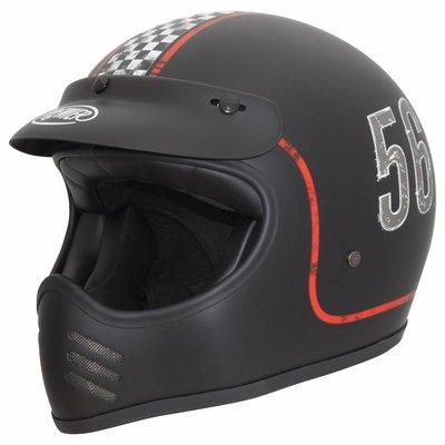 Premier Trophy MX Helm FL9 BM