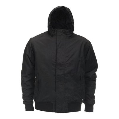 Dickies Cornwell Zip Up Jacket Black