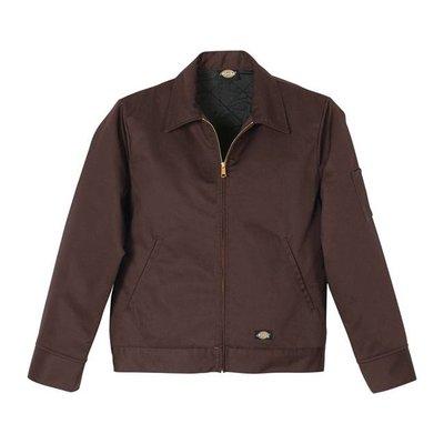 Dickies Insulated Eisenhower Jacket Brown
