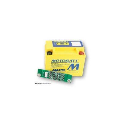 Motobatt Lithium Accu MPLX4U-P