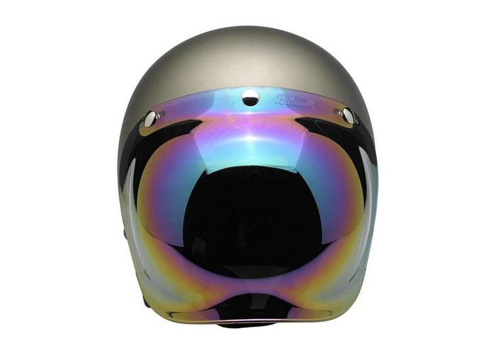Biltwell Rainbow Bubble Vizier