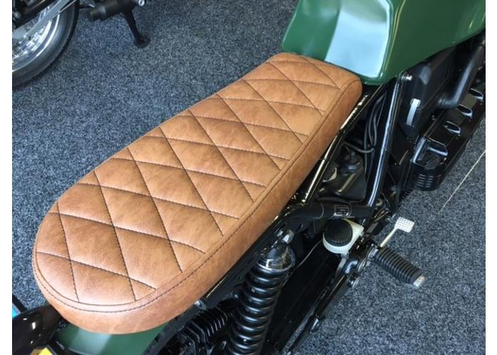C.Racer Brat Seat Diamond Vintage Brown Wide 78
