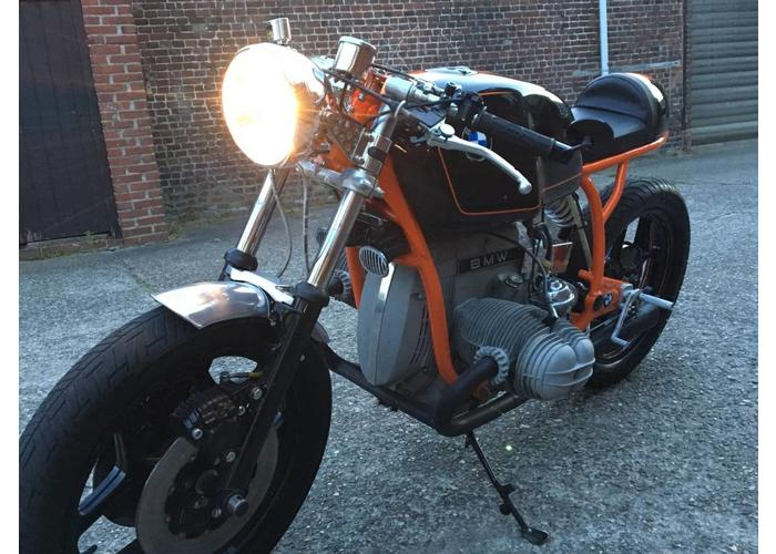 BMW R80RT CAFERACER