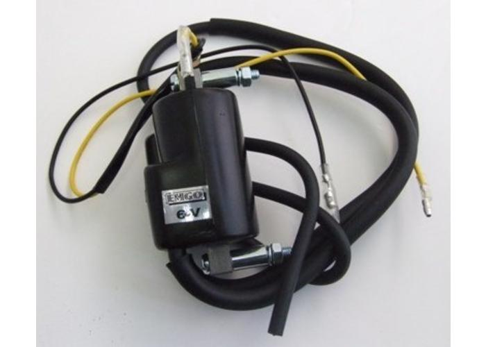 Emgo Dubbele Bobine 6 Volt Ignition Coils 6V