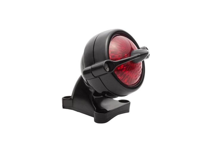 Motone Bel Air Rem/Achterlicht Zwart