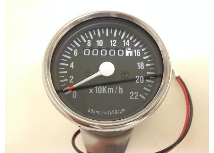 60MM 220km/h Kilometerteller 1:1