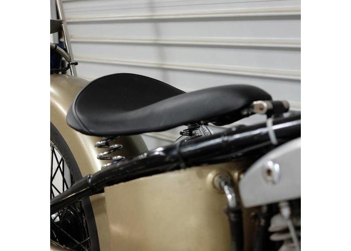 Biltwell Solo 2 Smooth Bobber Seat