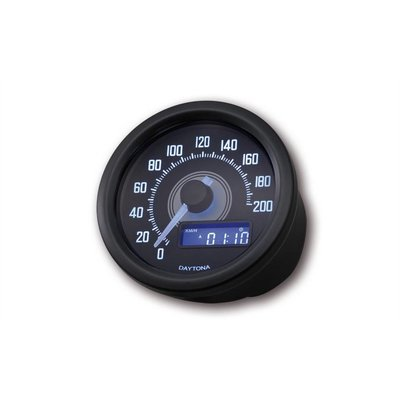 Daytona Velona Kilometerteller 200 km/h